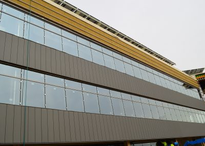 USGBC LEED Platinum Certified Building (3/11/19)