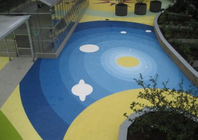 Pedestrian and Traffic Waterproofing Solutions – Dreaming in Color/Texture?  (3/8/2021)