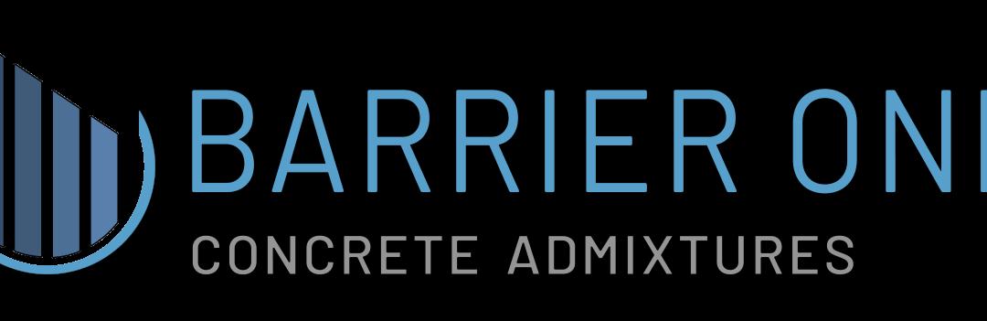 Barrier One:  Build Better Concrete (6/3/2021)